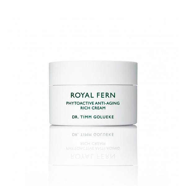 Royal Fern Phytoactive Anti Aging Rich Cream