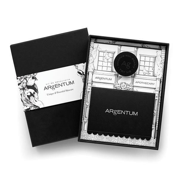 Argentum Kit Iniciación