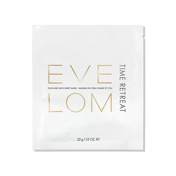 Eve Lom Face and Neck Sheet Mask