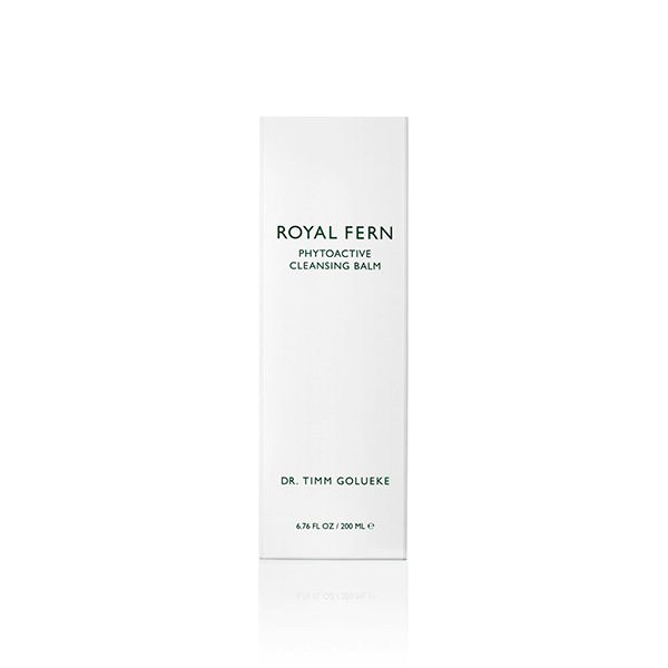 Royal Fern Phytoactive Cleansing Balm